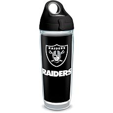 NFL Oakland Raiders Touchdown 24 oz Water Bottle with lid