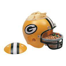 NFL Plastic Snack Helmet - Packers