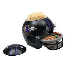 NFL Plastic Snack Helmet - Ravens