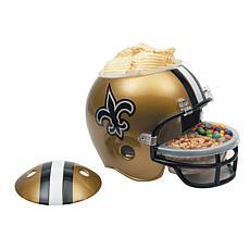 NFL Plastic Snack Helmet - Saints