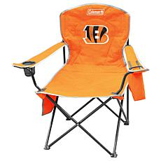 NFL Quad Chair with Armrest Cooler - Bengals