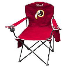 NFL Quad Chair with Armrest Cooler - Redskins