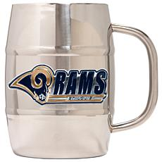 NFL Stainless Steel 32-oz. Mug - St. Louis Rams