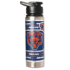 NFL Stainless Steel Water Bottle - Chicago Bears
