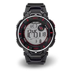 "NFL Team Logo ""Power"" Digital Sports Watch - Cardinals"