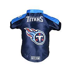 NFL Tennessee Titans Large Pet Premium Jersey