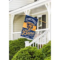 NFL Vintage Linen House Flag - Bears