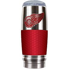 NHL 30 oz. Stainless/Red Reserve Tumbler - Redwings