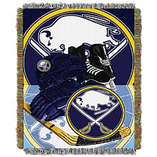 NHL Home Ice Advantage Tapestry Throw - Sabres