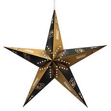 NHL Vegas Golden Knights Star Lantern