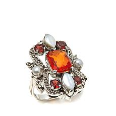 Nicky Butler Multigemstone Ring