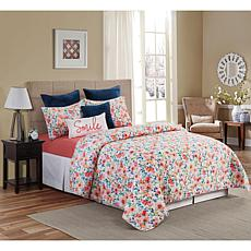Nicole Full/Queen Quilt Set