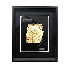 "Nielsen Bainbridge Black Shadowbox 16"" x 20"""