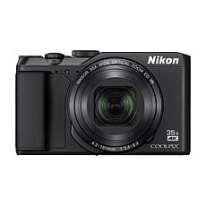 Nikon COOLPIX P900 Compact Digital Camera - Black