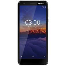 "Nokia 3.1 5.2"" 16GB HD+ Unlocked GSM Dual-SIM Android Smartphone"