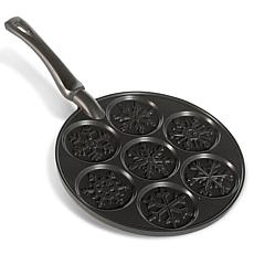 Nordic Ware Falling Snowflakes Pancake Pan