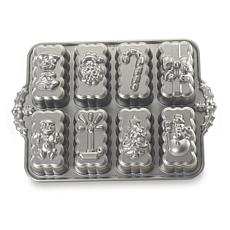 Nordic Ware Holiday Mini Loaf Pan