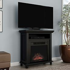 """Northwest 29"""" Electric Fireplace TV Stand - Black"""