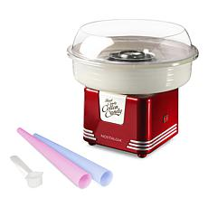 Nostalgia Retro Hard & Sugar Free Candy Cotton Candy Maker