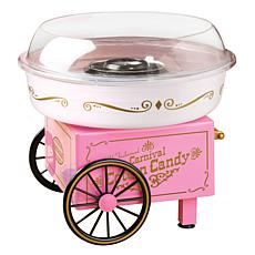 Nostalgia Vintage Collection Hard- and Sugar-Free Cotton Candy Maker