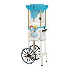 Nostalgia Vintage Collection Snow Cone Cart