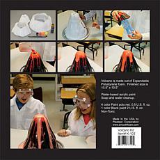 Notions Marketing SmoothFoam Mega Volcano Kit - White