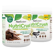 Nutrisystem 28 Days of NutriCrush Shake Mix
