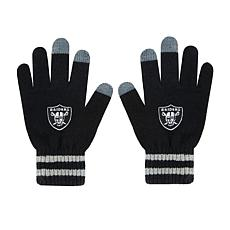 Oakland Raiders NFL Team Player Touch Screen Gloves