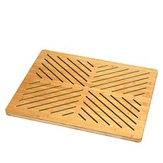 Oceanstar Bamboo Floor and Bath Mat