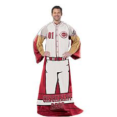 Official MLB Uniform Comfy Throw - Cincinnati Reds