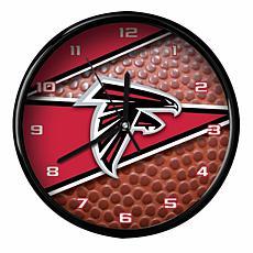 Officially Licensed Atlanta Falcons Team Football Clock
