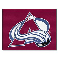Officially Licensed Colorado Avalanche All-Star Mat