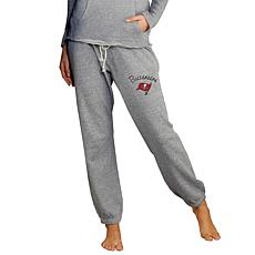 Officially Licensed Concepts Sport Ladies' Knit Jogger Pant-Buccaneers