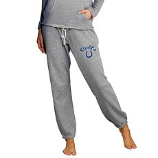 Officially Licensed Concepts Sport Mainstream Ladies' Knit Pant-Colts
