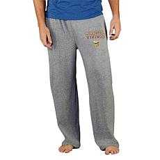 Officially Licensed Concepts Sport Mainstream Men's Knit Pant-Vikings