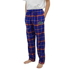 Officially Licensed Concepts Sport Men's Plaid Flannel Pant - Florida