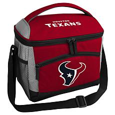 Officially Licensed Cooler Bag/Lunch Box, 12-Can Capacity - Texans