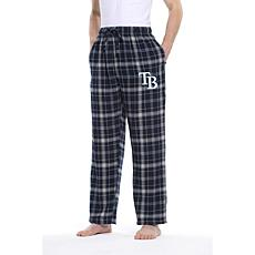 Officially Licensed Men's Plaid Flannel Pant by Concepts Sport-Rays