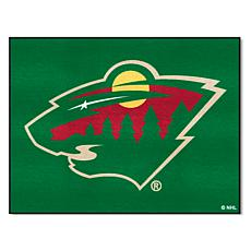 Officially Licensed Minnesota Wild All-Star Mat