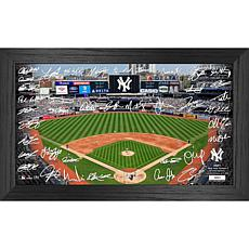 Officially Licensed MLB 2021 Signature Field Photo Frame - NY Yankees