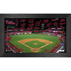 Officially Licensed MLB 2021 Signature Field Photo Frame- Philadelp...