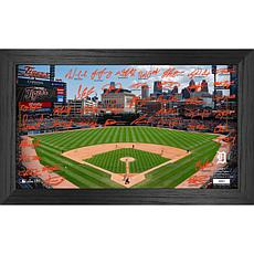 Officially Licensed MLB 2021 Signature Field Photo Frame - Detroit