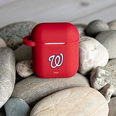 Officially Licensed MLB AirPod Case Cover - Washington Nationals