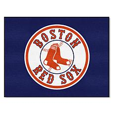 Officially Licensed MLB All-Star Door Mat - Boston Red Sox