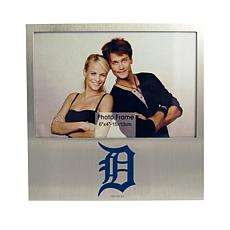 Officially Licensed MLB Aluminum Picture Frame - Detroit Tigers