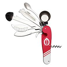 Officially Licensed MLB Bartender Multi-Tool - Cincinnati Reds