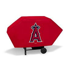 Officially Licensed MLB Executive Grill Cover - Angels