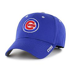 Officially Licensed MLB Frost Adjustable Hat  - Chicago Cubs