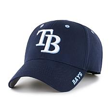 Officially Licensed MLB Frost Adjustable Hat  - Tampa Bay Rays