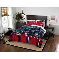 Officially Licensed MLB Full Bed in a Bag Set - Minnesota Twins